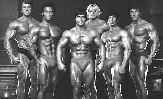 Golden Age Bodybuilding