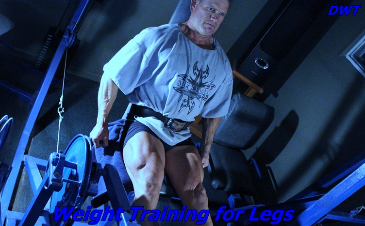 Leg extensions DWT