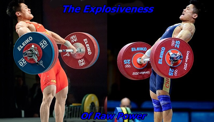 Power and Explosiveness