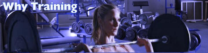 Why women's weight training