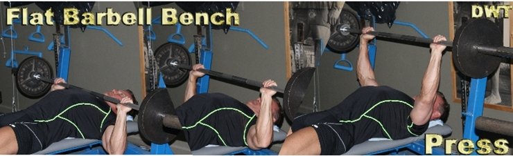 At 50 years the bench press