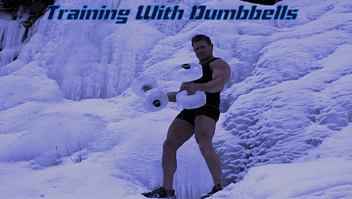 Ice dumbells