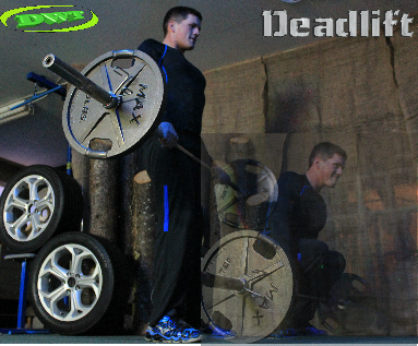 Deadlifts circuit training