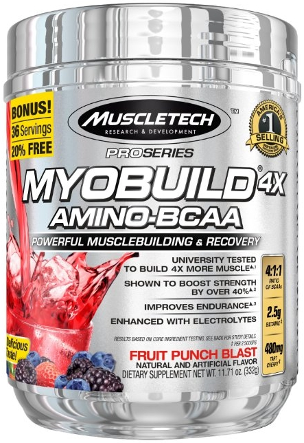 Muscle recovery formula