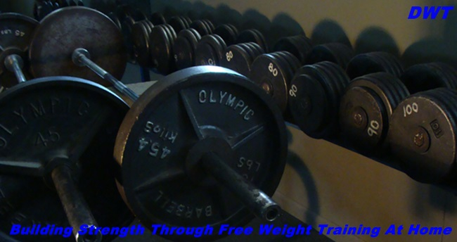 Free weight training program