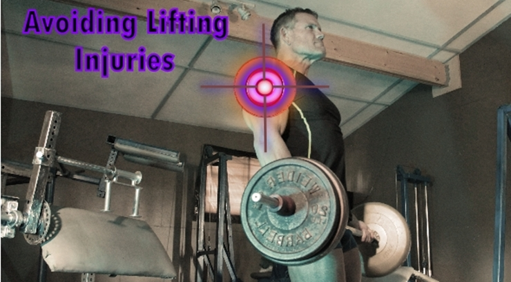 Weightlifting injuries