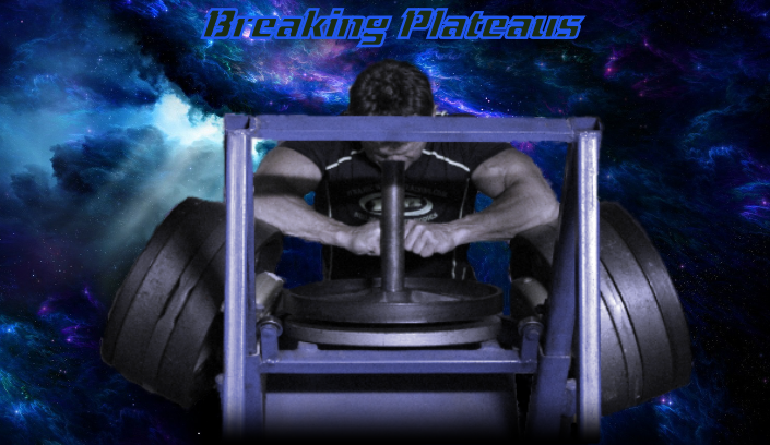 Breaking plateaus