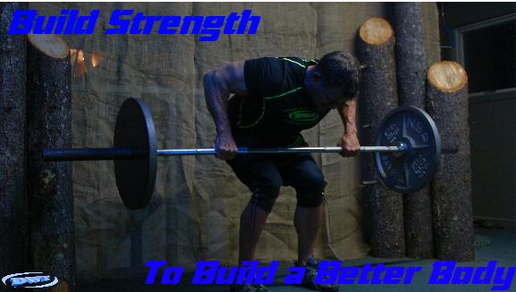 Weight training burns fat