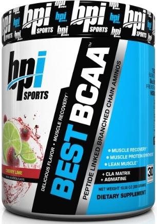 BPI BCAA's protein