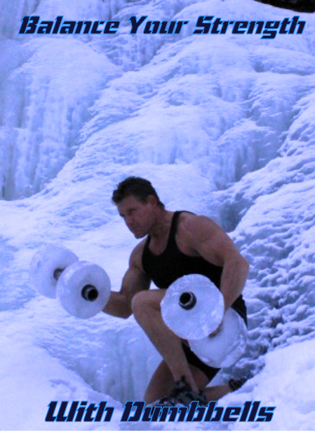 Ice dumbbells