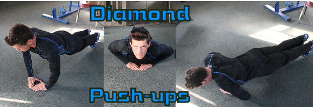 Diamond Push-ups
