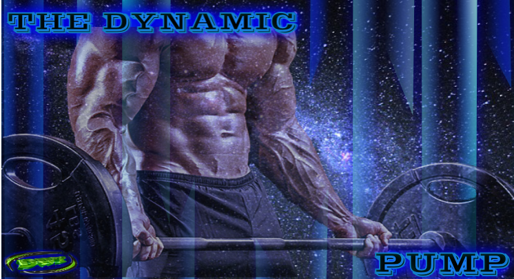 Dynamic Pump ice dumbbells