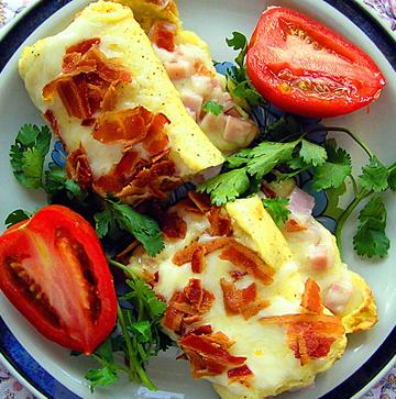 Egg wraps