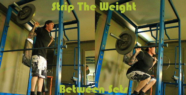 Strip the weight