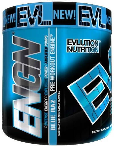 ENGN nutrition, pre-workout supplement