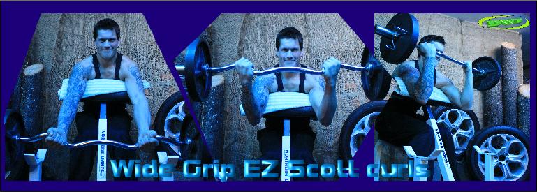 EZ-Scott curls