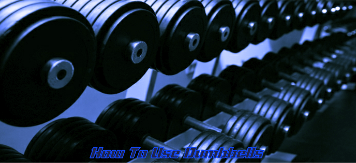 How to dumbbells
