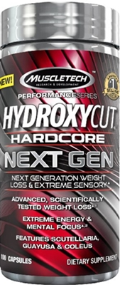 Hydroxy cut for men