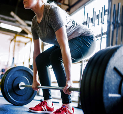 Women's Endurance Weight Training