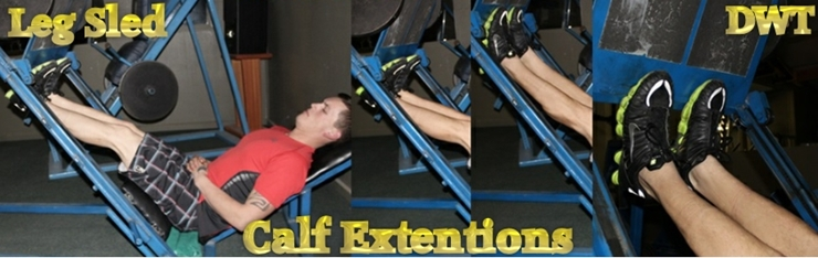 Intermediate calf raises