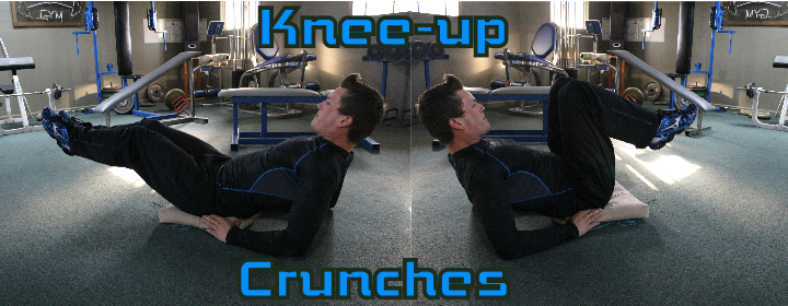 Knee up Crunches