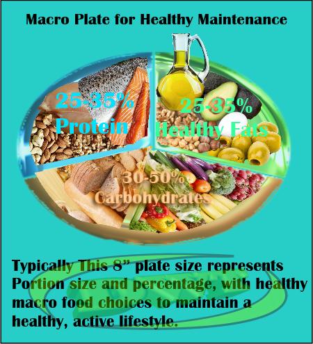 Maintenance Macro plate