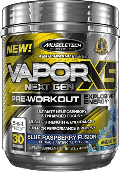 Muscle Tech vaporX5