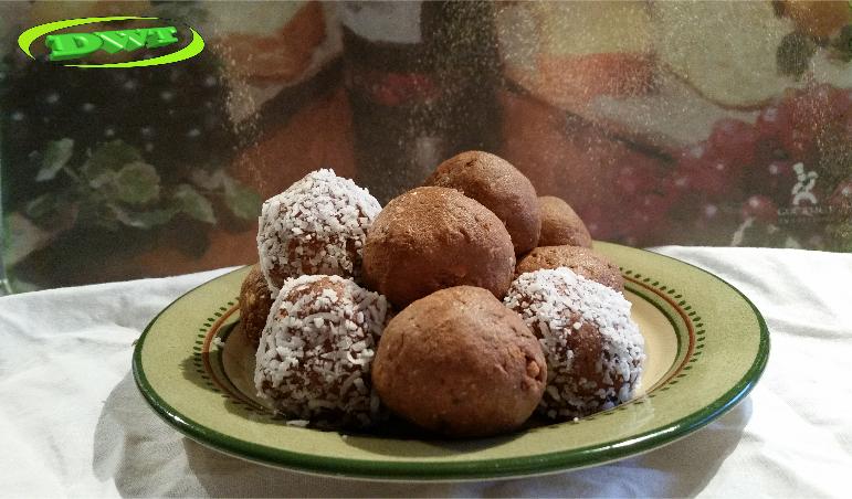 Omega protein balls