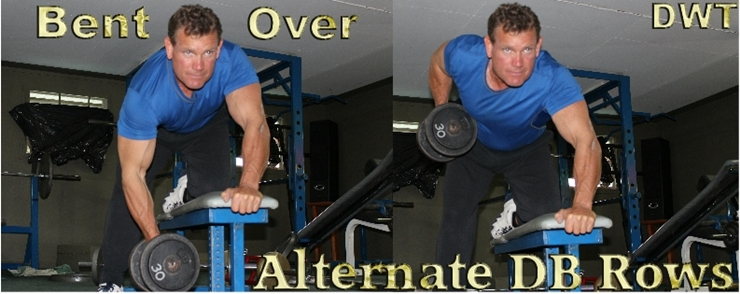 Alternate DB rows