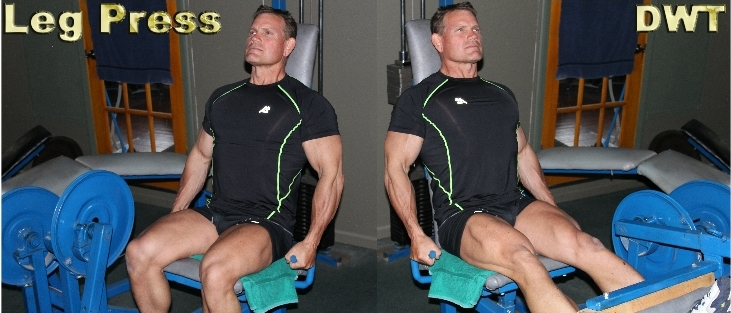 Leg extensions in your 50s