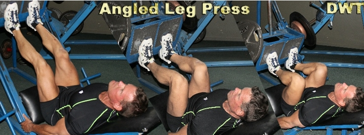Training legs at 50