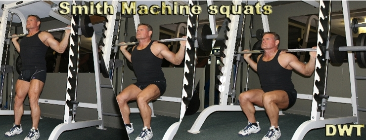 Leg training over 50