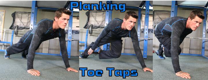 Alternating Toe Taps