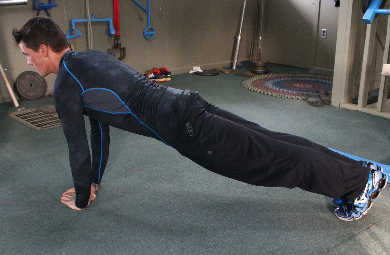 Plank Position