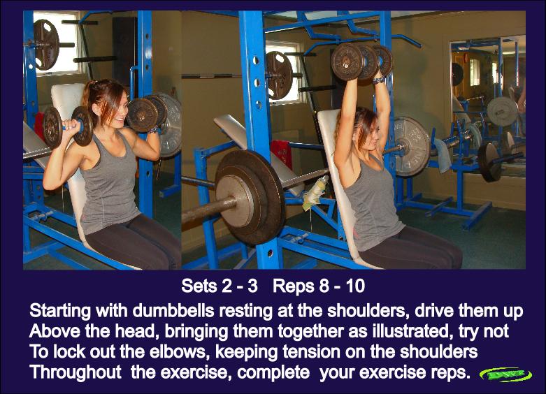 Shoulder strength for women
