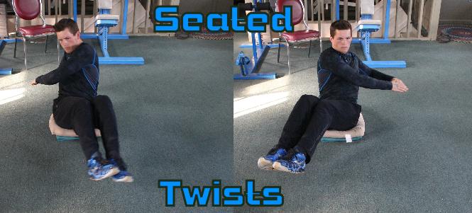 Seated Twists
