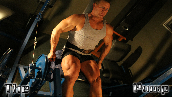 Your muscle pump