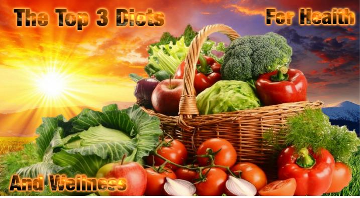 Top 3 Diets