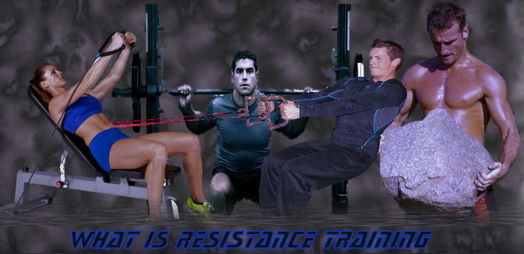 What is resistance training
