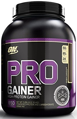 Pro-weight gainer supplement
