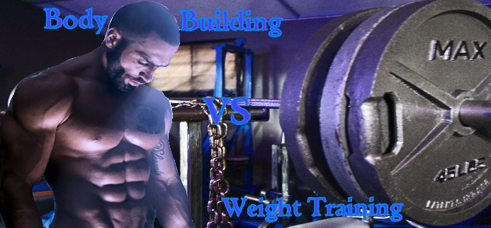 Bodybuilding VS Weight Training