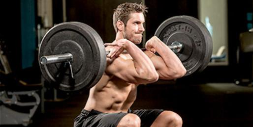 Weight training beginner's
