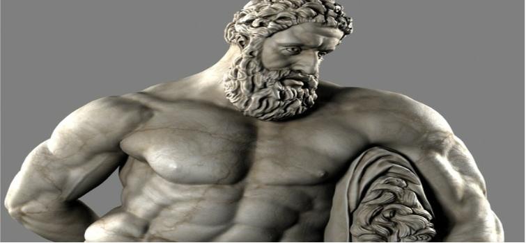 Building chest size Hercules