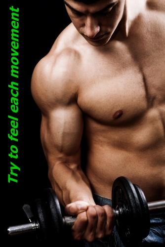 Beginners weight lifting