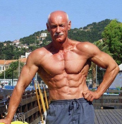 Weight training at 50