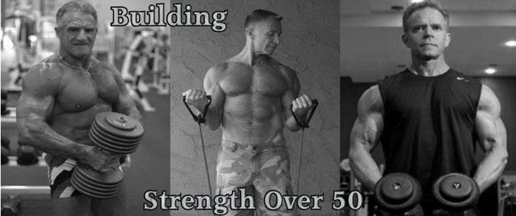 Building strength over 50