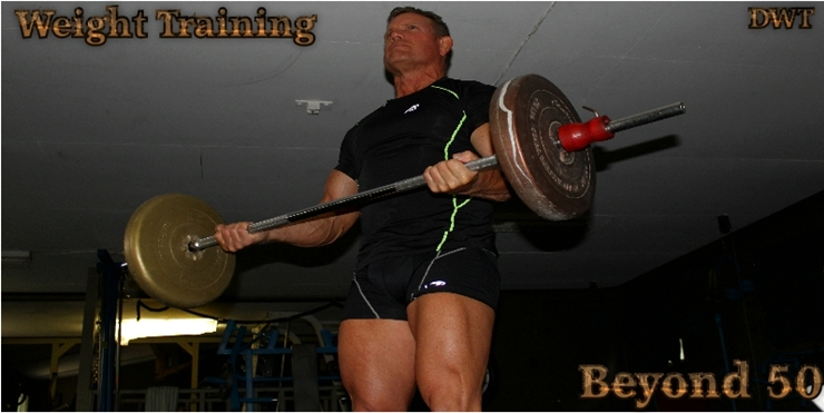 Weight training over 50
