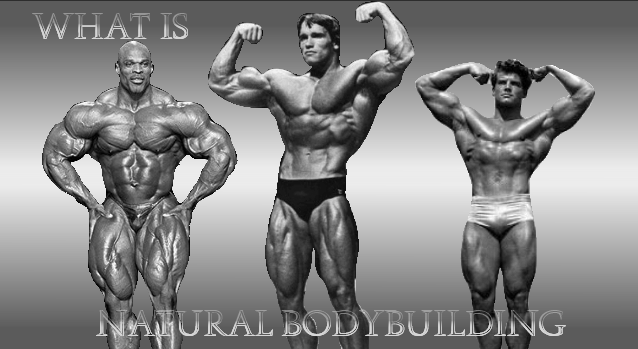 What is Natural Bodybuilding?